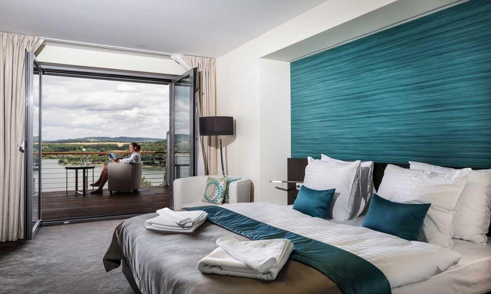 Interiér hotela Zelená Lagúna