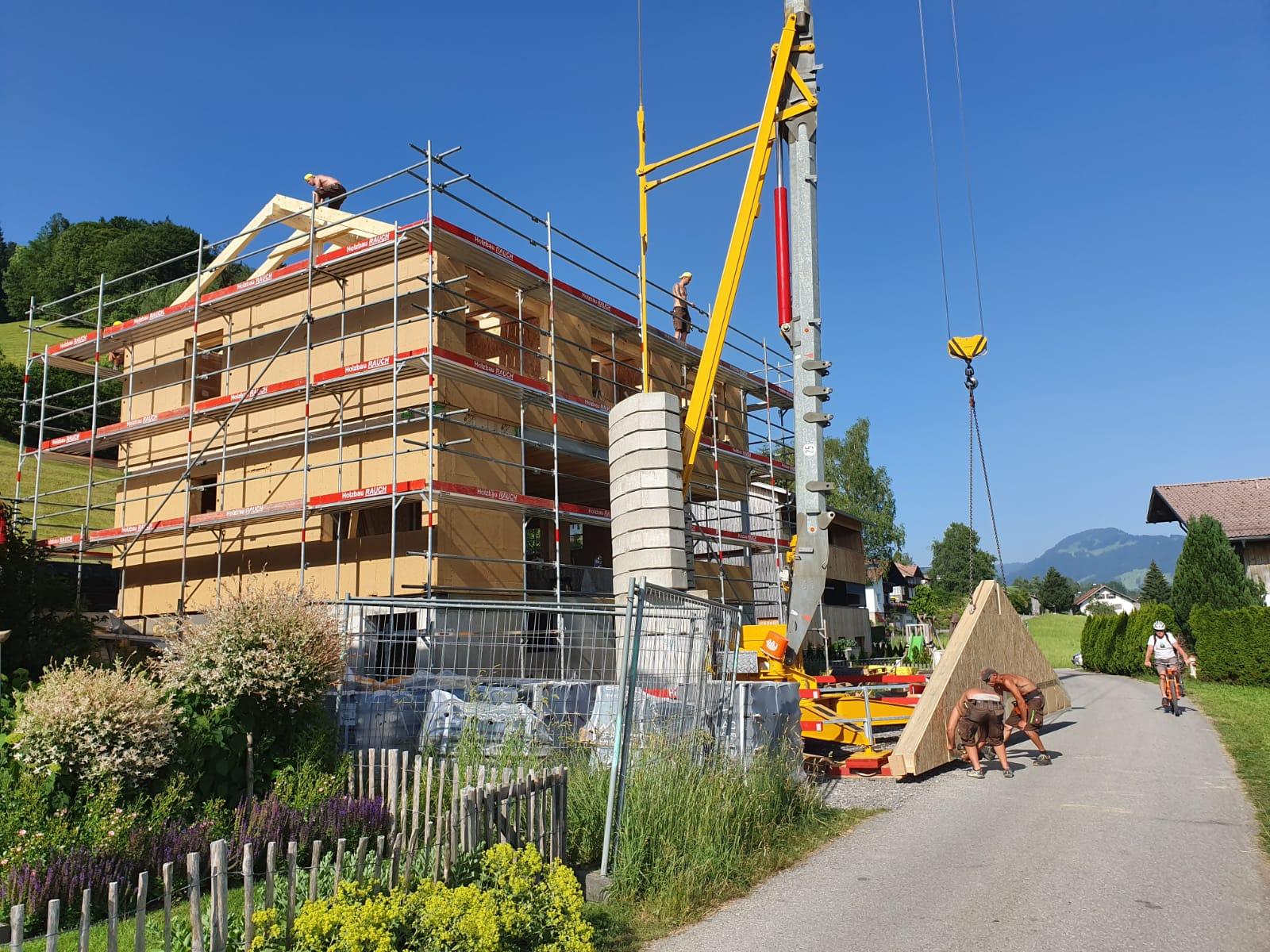 drevodom v Rakúsku